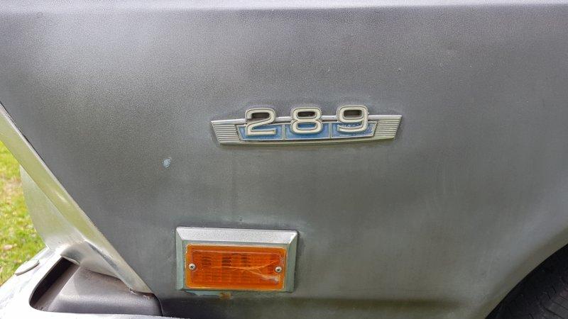 Ford Fairlane Ranchero 1967