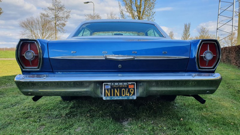 Ford Galaxie 500 XL Hardtop Coupe 1965