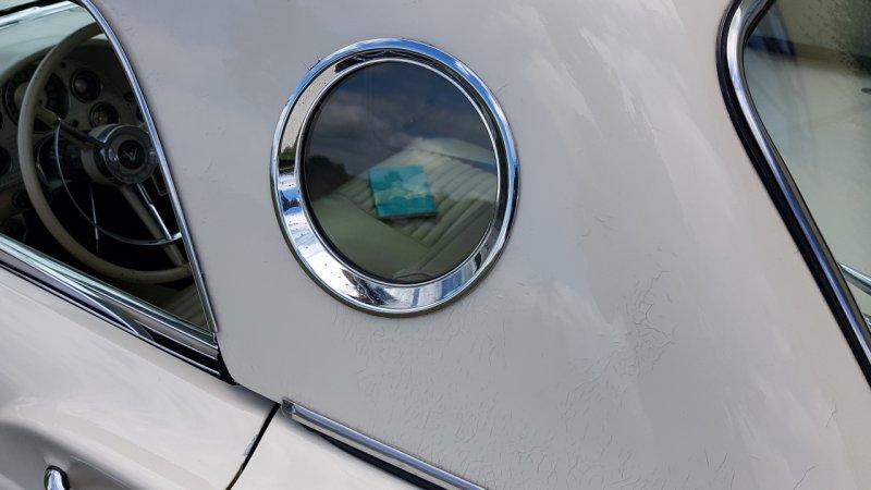 Ford Thunderbird Cabrio 1957