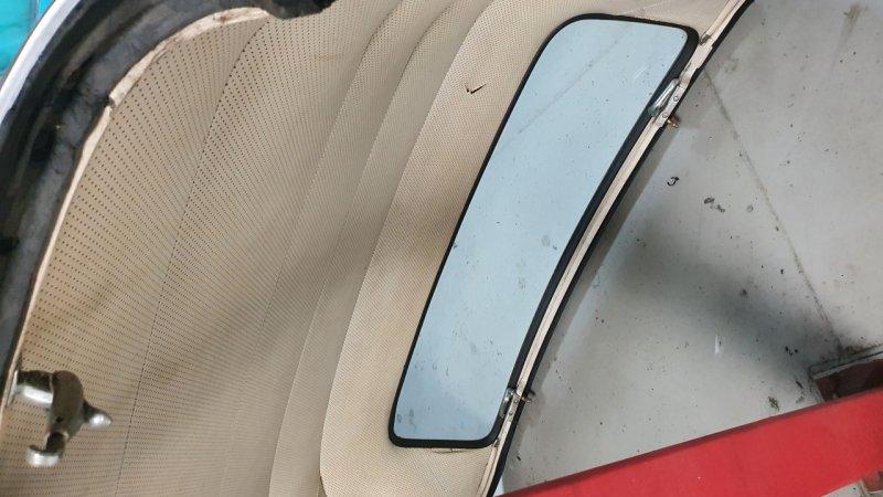 Ford Thunderbird Convertible 1956