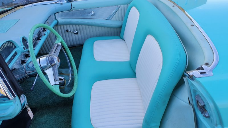 Ford Thunderbird Convertible 1965