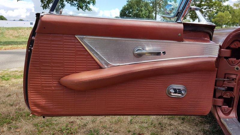 Ford Thunderbrid Convertible 1957