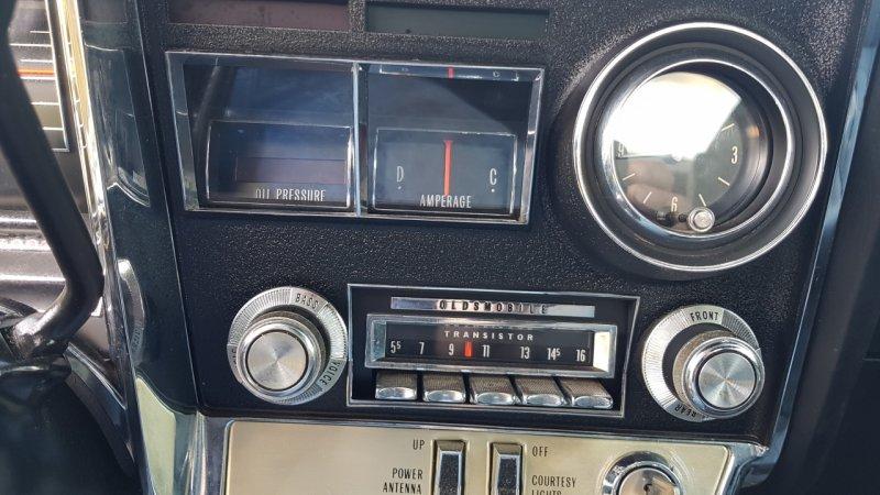 Oldsmobile Toronado 1967
