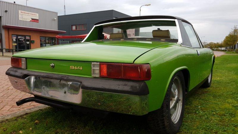 Porsche 914 1972