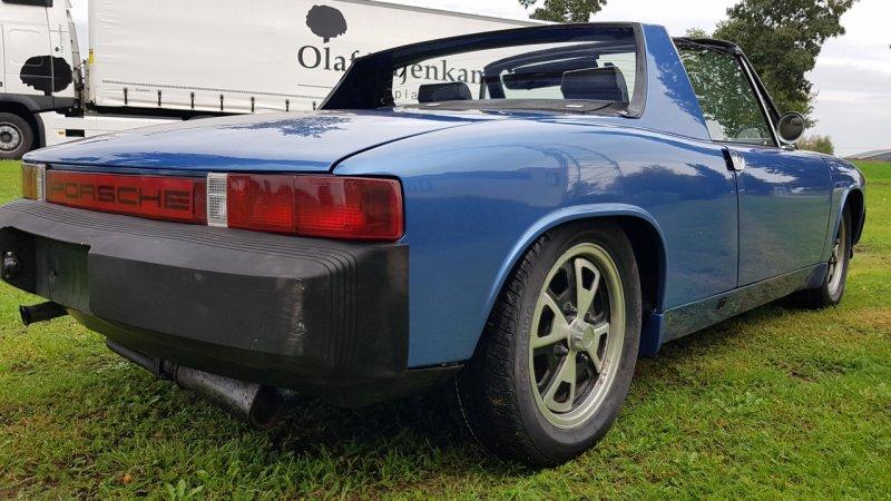 Porsche 914 2.0 Cabrio 1975