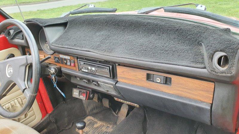 Volkswagen Kever 1303 Cabrio 1976