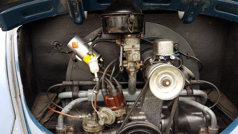 Volkswagen Kever 1960