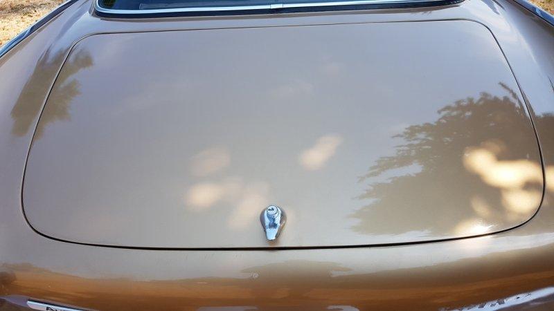 Volvo P1800E 1972