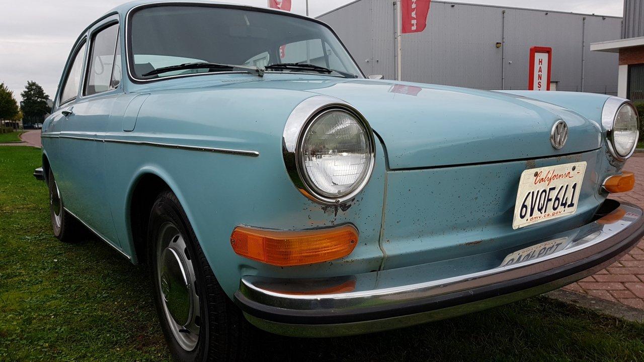 Volkswagen Type 3 1600 TL Fastback 1971